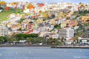 San Sebastian La Gomera