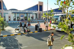 letiště v Marsa Alam