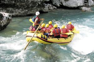 Rafting Köprülü Turecko