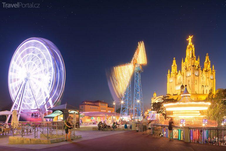Amusement Park Barcelona