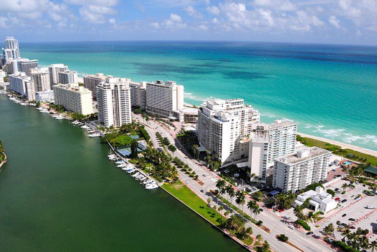 Florida pobřeží