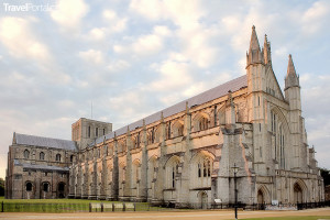 Katedrála Winchester