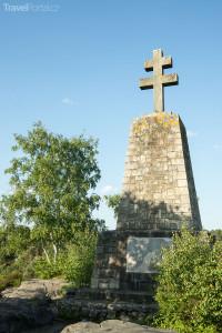 Lotrinský kříž