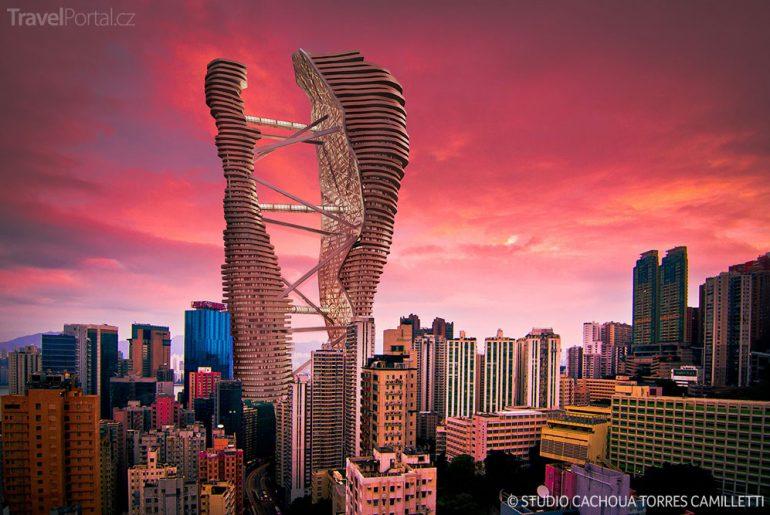 Mrakodrap Hongkong