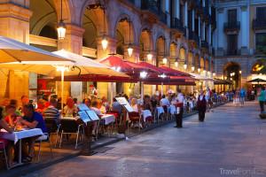 Restaurace Barcelona