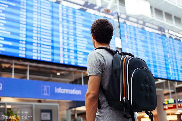 Cestování sólo letiště