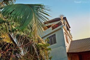 dům u pláže Krabi Thajsko
