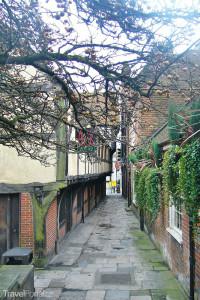 nejstarší hospoda v Anglii Winchester