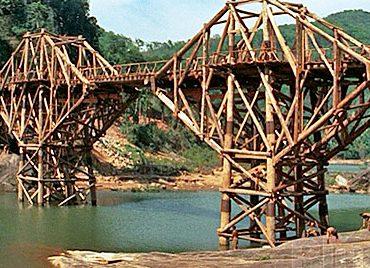 Most přes řeku Kwai film