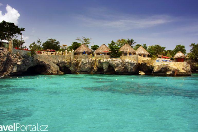 Jamajka pobřeží