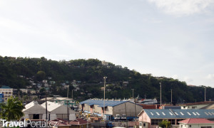 Jamajka obytná část