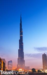 mrakodrap Dubaj