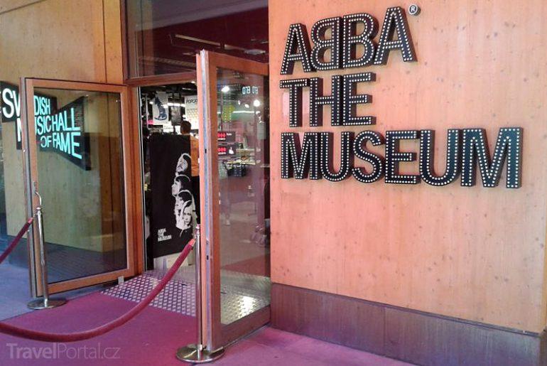 Muzeum skupiny ABBA Stockholm