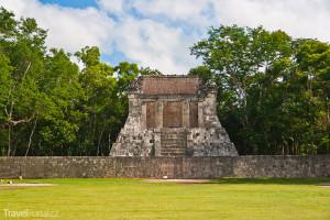 hřiště Chichén Itzá
