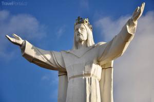 nejvyšší socha Ježíše Krista na světě Świebodzin