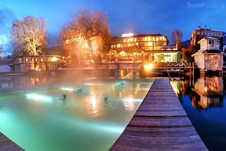 bazén Korutany