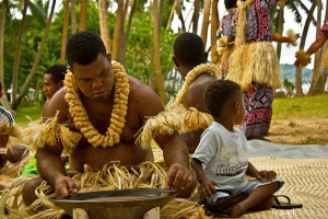 Domorodci na Fidži