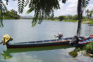 řeka Navua Fidži