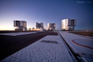 observatoř Paranal