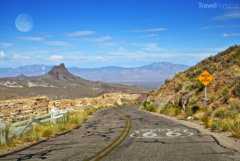 silnice Route 66