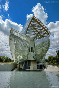 Fondation Louis Vuitton Paříž