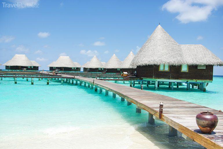 vily Maledivy