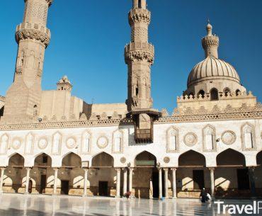 Mešita al-Azhar v Káhiře