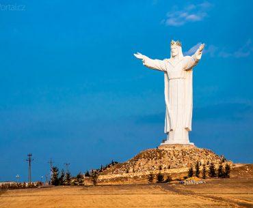socha Krista Świebodzin