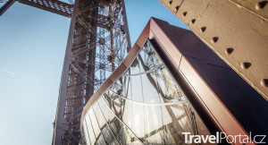 Eiffelova věž detail
