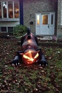 pes Halloween USA