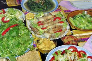 jarní závitky Vietnam