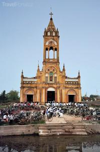 svatá mše Vietnam