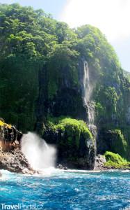 pobřeží Isla del Coco