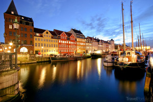 Vánoční trhy 2014 Kodaň