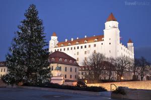 Vánoční trhy 2014 Bratislava