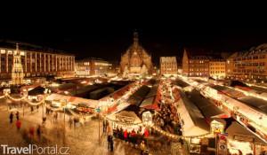 Vánoční trhy Korutany