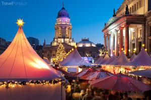 Vánoční trhy 2014 Berlín