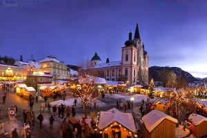 Vánoční trhy 2014 Mariazell
