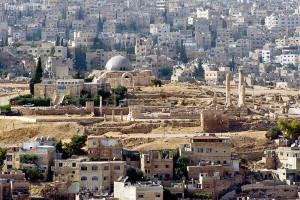 mešita Ammán