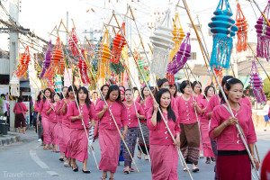 Chom Thong festival
