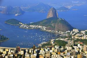 Cukrová homole Rio de Janeiro