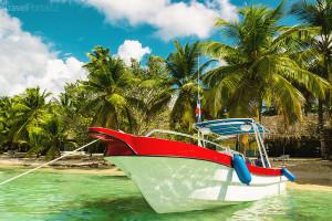 pobřeží Haiti