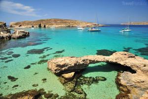 moře Malta