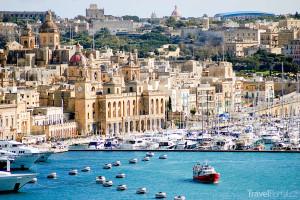 přístav Malta
