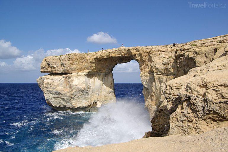 skály Malta