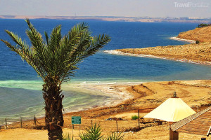 moře Jordánsko