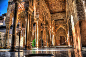 Alhambra Španělsko