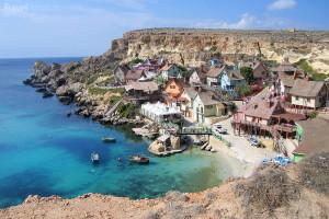 vesnice na Maltě