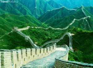 Velká čínská zeď Čína