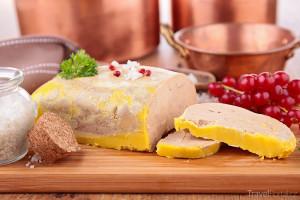 delikatesa foie gras